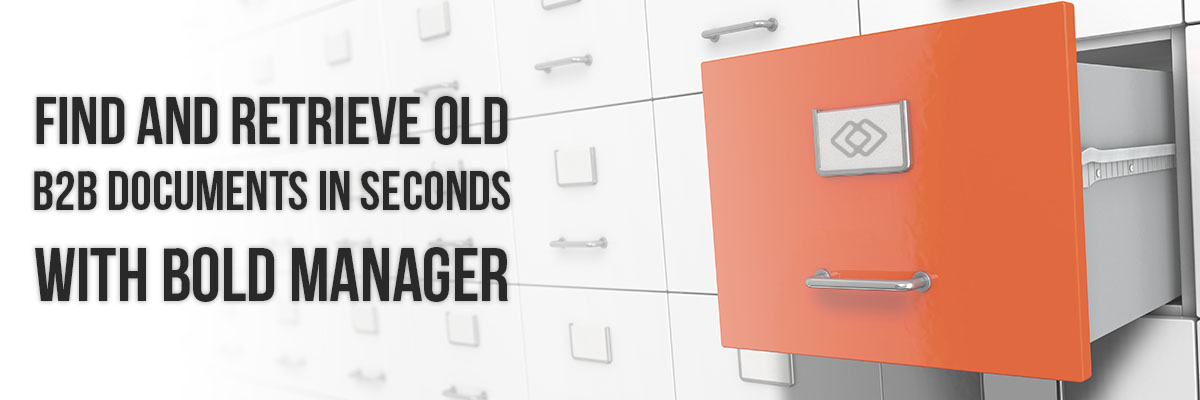 Find Old B2B Documents