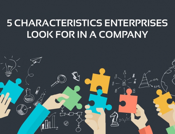 5 Traits Your Business Needs to Attract Enterprises