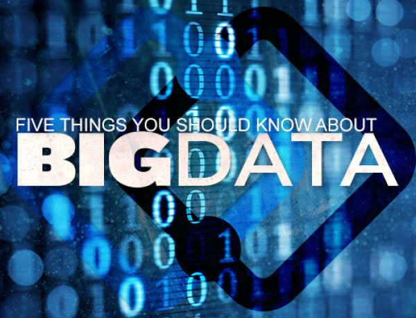Five Things You Should Know About Big Data