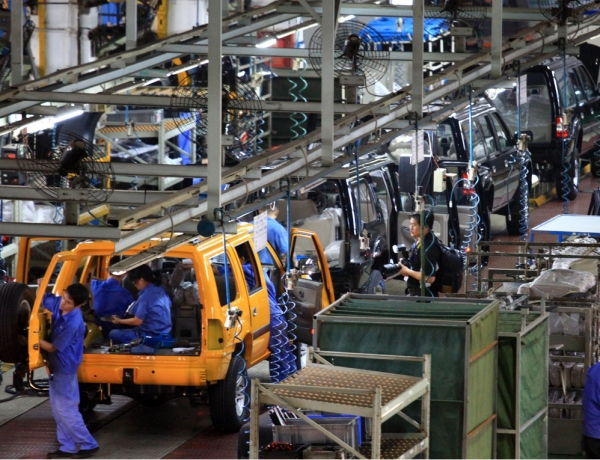 How EDI Drives the Automotive Industry