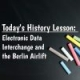 Electronic Data Interchange's connection to the 1948 Berlin Airlift: A History Lesson