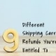 The 9 Shipping Refunds A Parcel Audit Can Secure