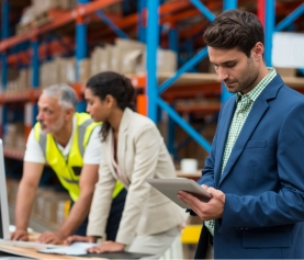 Spotting and Correcting Warehouse Inefficiencies with DES